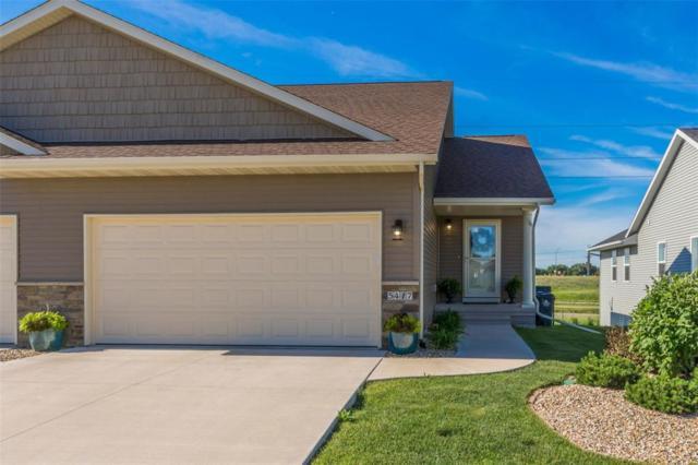 5417 Dostal Drive SW, Cedar Rapids, IA 52404 (MLS #1804191) :: The Graf Home Selling Team