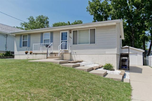 146 38th Street NE, Cedar Rapids, IA 52402 (MLS #1804281) :: The Graf Home Selling Team