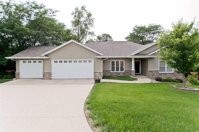 1095 Vista Road, Ely, IA 52227 (MLS #1804375) :: WHY USA Eastern Iowa Realty