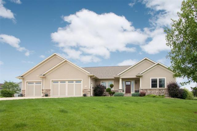 1194 James Avenue NE, Swisher, IA 52238 (MLS #1804885) :: The Graf Home Selling Team