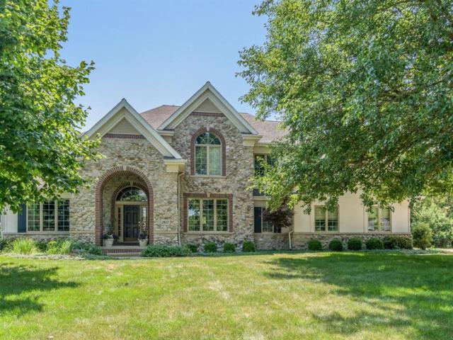 2612 Diamondwood Drive SE, Cedar Rapids, IA 52403 (MLS #1804927) :: The Graf Home Selling Team