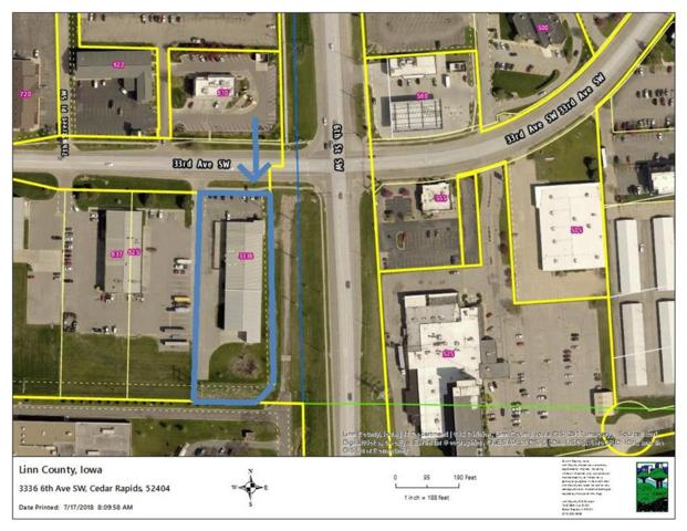 3336 6th Street SW, Cedar Rapids, IA 52404 (MLS #1804976) :: The Graf Home Selling Team