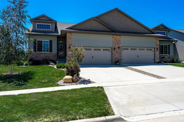 1235 Copper Mountain Drive, North Liberty, IA 52317 (MLS #1804979) :: The Graf Home Selling Team