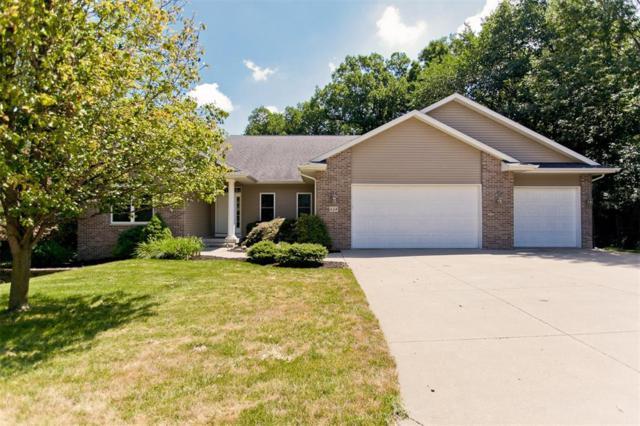 624 Eleanor Court SE, Cedar Rapids, IA 52403 (MLS #1805023) :: The Graf Home Selling Team