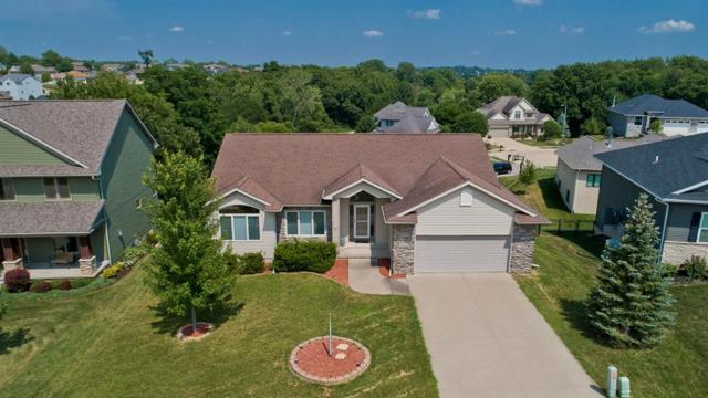 2043 Glen Oaks Drive, Coralville, IA 52241 (MLS #1805040) :: The Graf Home Selling Team