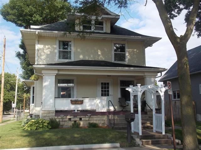 803 4th Street SW, Cedar Rapids, IA 52404 (MLS #1805041) :: The Graf Home Selling Team