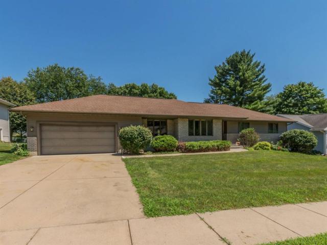 2711 30th Street SW, Cedar Rapids, IA 52404 (MLS #1805073) :: The Graf Home Selling Team