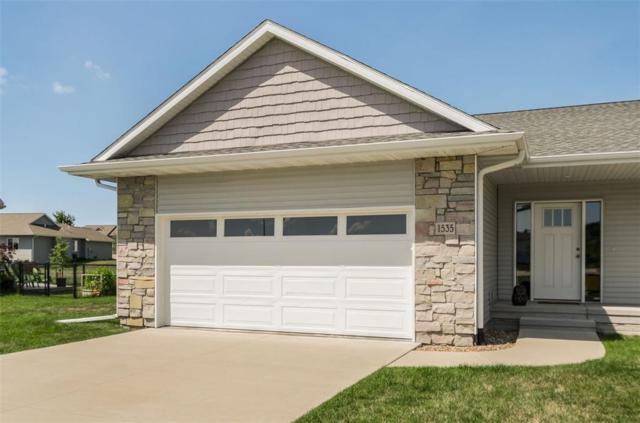 1535 Cedar Springs Court, North Liberty, IA 52317 (MLS #1805576) :: The Graf Home Selling Team