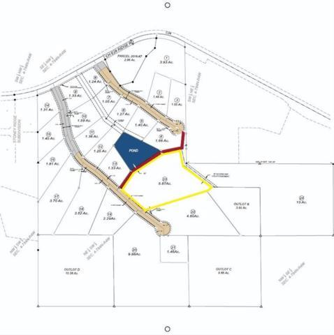 Lot 23 227th Avenue, Anamosa, IA 52205 (MLS #1805579) :: The Graf Home Selling Team