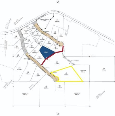 Lot 22 227th Avenue, Anamosa, IA 52205 (MLS #1805580) :: The Graf Home Selling Team