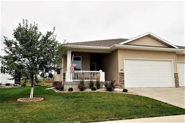 440 2nd Street, Fairfax, IA 52228 (MLS #1805612) :: The Graf Home Selling Team