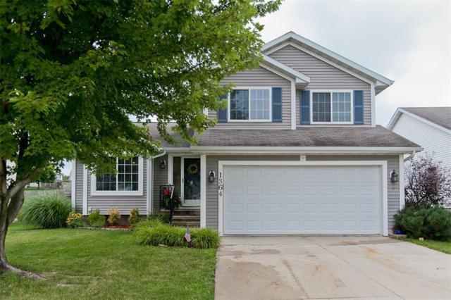 1364 Woolridge Drive, Coralville, IA 52241 (MLS #1805646) :: The Graf Home Selling Team