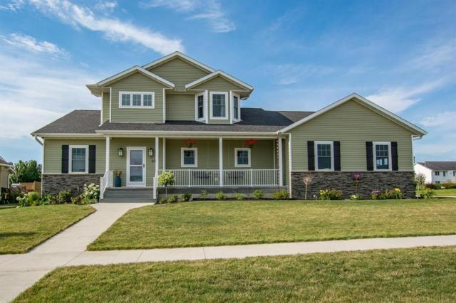 601 Jefferson Drive, Center Point, IA 52213 (MLS #1805670) :: The Graf Home Selling Team