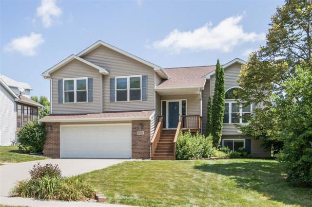 2411 North Ridge Drive, Coralville, IA 52241 (MLS #1805671) :: The Graf Home Selling Team