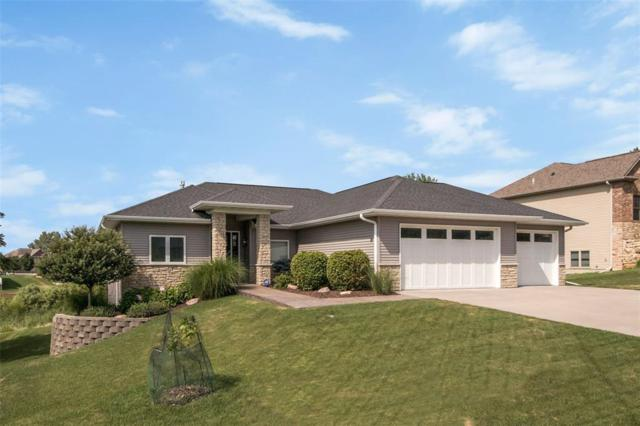 50 Meade Drive, Coralville, IA 52241 (MLS #1805717) :: The Graf Home Selling Team