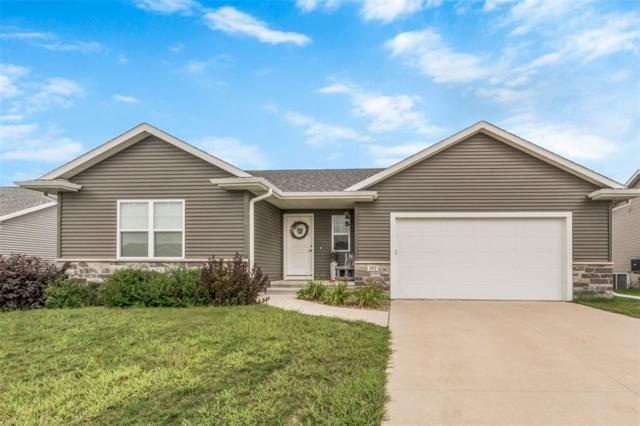 352 Bent Creek Drive, Marion, IA 52302 (MLS #1805831) :: The Graf Home Selling Team