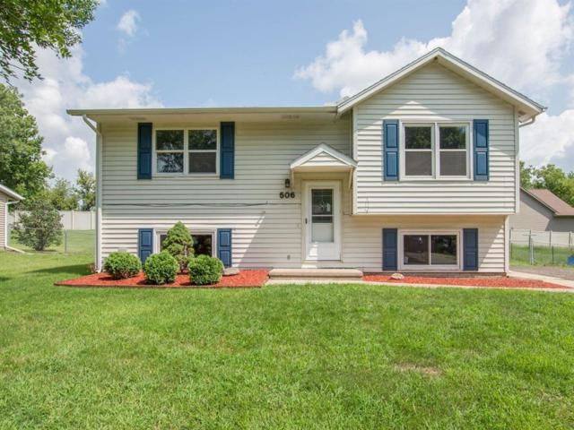 506 Maplewood Drive, Center Point, IA 52213 (MLS #1805841) :: The Graf Home Selling Team