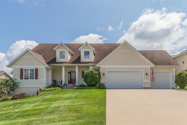 3916 Cedar Bluff Court, Cedar Rapids, IA 52411 (MLS #1805866) :: The Graf Home Selling Team