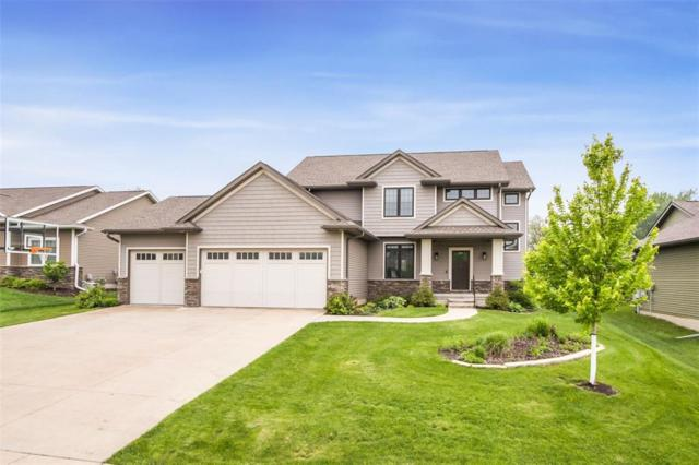 2934 High Bluff Drive, Coralville, IA 52241 (MLS #1805899) :: The Graf Home Selling Team