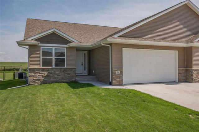 514 Prairie Hill Drive, Atkins, IA 52206 (MLS #1806115) :: The Graf Home Selling Team