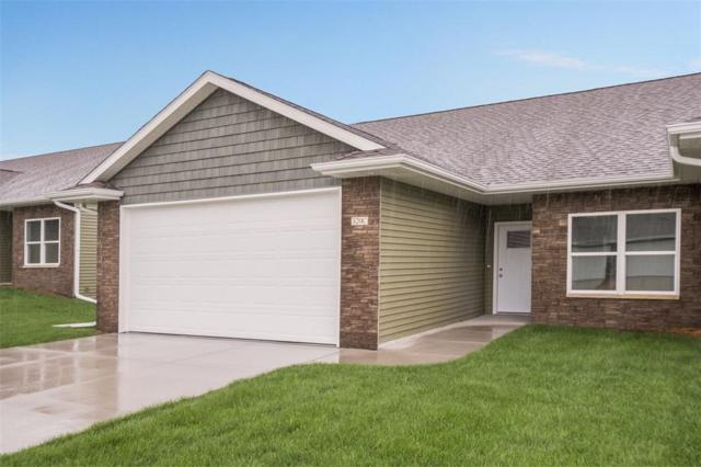320 Amy Street C, Swisher, IA 52338 (MLS #1806292) :: The Graf Home Selling Team