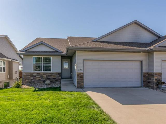 200 Ridge View Drive, Fairfax, IA 52228 (MLS #1806389) :: The Graf Home Selling Team