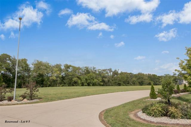 Lot 5 Rosewood, North Liberty, IA 52317 (MLS #1806591) :: The Graf Home Selling Team