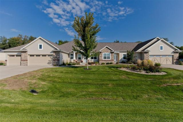 5661 Meadow Grass Circle SE, Cedar Rapids, IA 52403 (MLS #1806658) :: The Graf Home Selling Team
