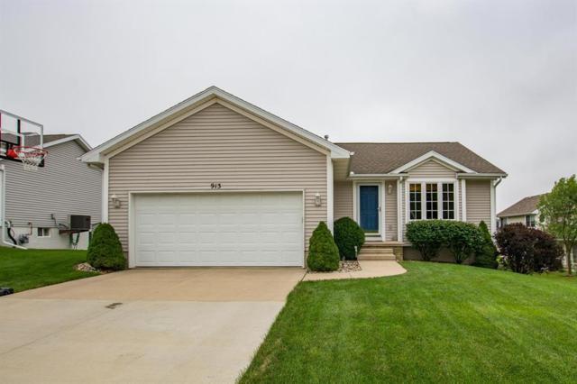 913 74th Street NE, Cedar Rapids, IA 52402 (MLS #1806668) :: The Graf Home Selling Team