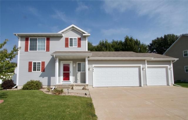 345 Oak Park Circle, Marion, IA 52302 (MLS #1806674) :: The Graf Home Selling Team