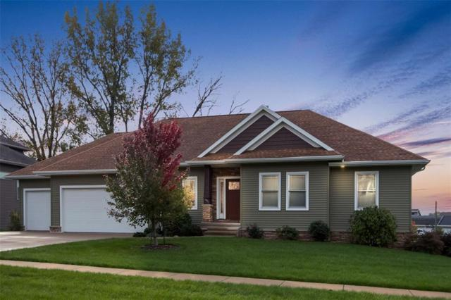 1991 Ollinger Drive, Coralville, IA 52241 (MLS #1807191) :: The Graf Home Selling Team