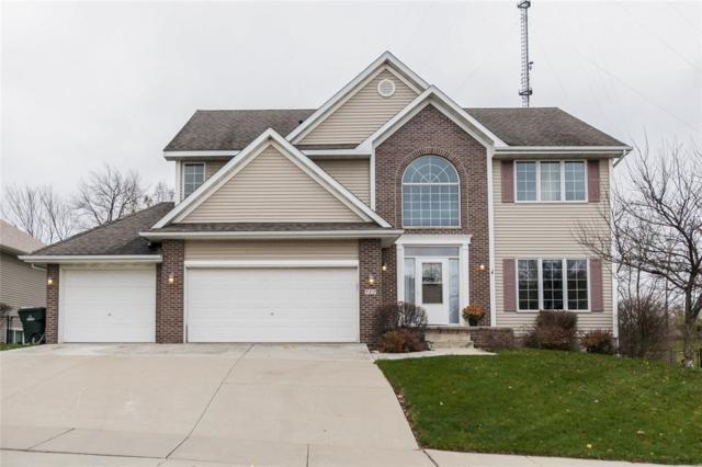 919 Rolling Creek Drive NE, Cedar Rapids, IA 52402 (MLS #1807778) :: The Graf Home Selling Team