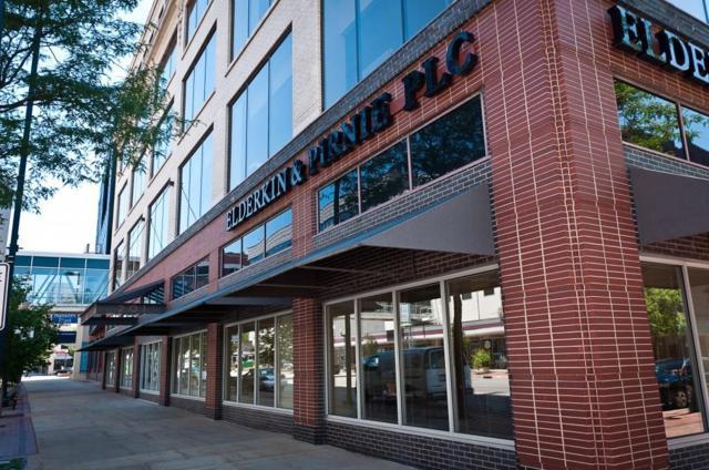 316 2nd Street SE #400, Cedar Rapids, IA 52401 (MLS #1807877) :: The Graf Home Selling Team