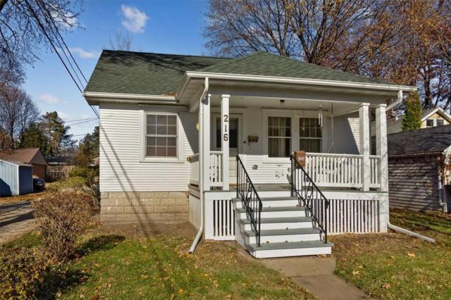 216 Liberty Drive SE, Cedar Rapids, IA 52403 (MLS #1807890) :: The Graf Home Selling Team