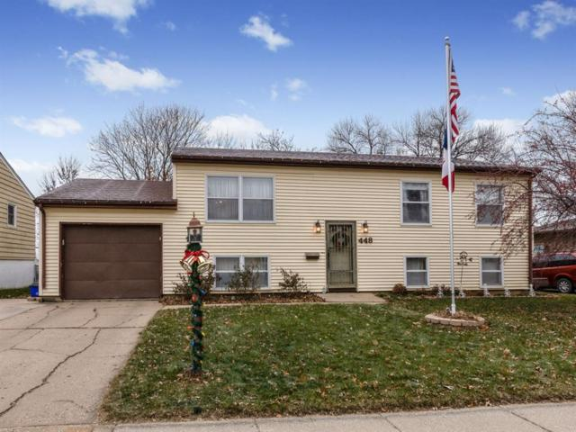 448 Mayberry Drive NW, Cedar Rapids, IA 52405 (MLS #1808157) :: The Graf Home Selling Team