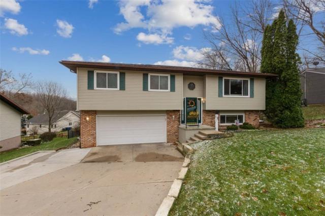 4185 Richland Drive NW, Cedar Rapids, IA 52405 (MLS #1808217) :: The Graf Home Selling Team