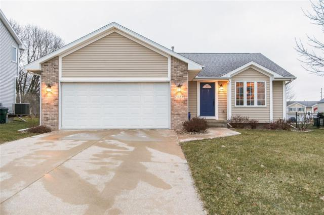7519 Prairie Hawk Drive SW, Cedar Rapids, IA 52404 (MLS #1808241) :: The Graf Home Selling Team