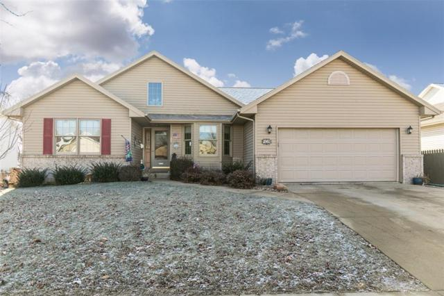 809 Ashford Drive NE, Cedar Rapids, IA 52402 (MLS #1808313) :: The Graf Home Selling Team