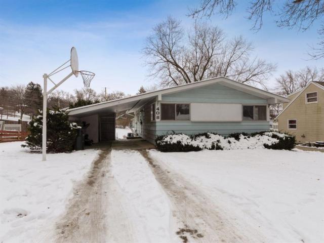 408 35th Street SE, Cedar Rapids, IA 52403 (MLS #1900495) :: The Graf Home Selling Team