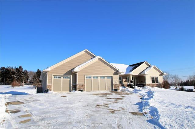 1194 James Avenue NE, Swisher, IA 52238 (MLS #1900548) :: The Graf Home Selling Team