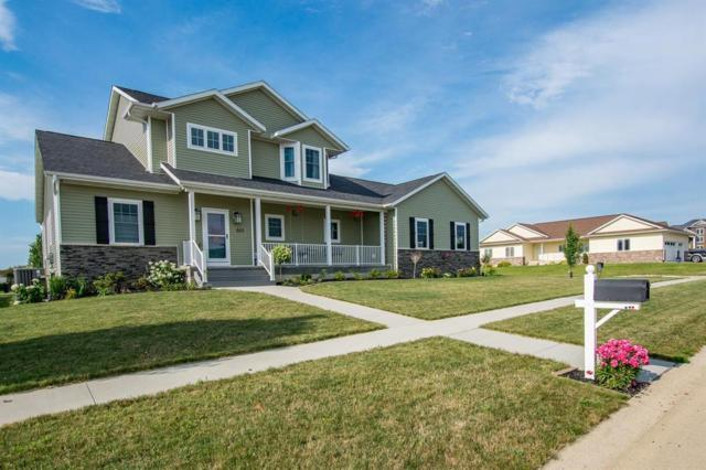 601 Jefferson Drive, Center Point, IA 52213 (MLS #1900565) :: The Graf Home Selling Team