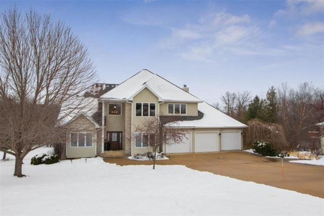 1580 Eagle View Court, Swisher, IA 52238 (MLS #1900618) :: The Graf Home Selling Team
