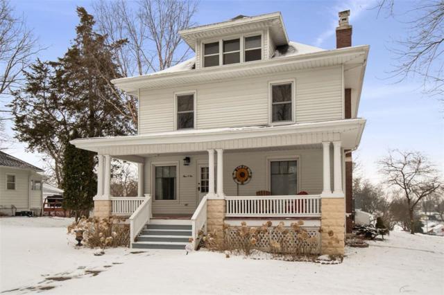 301 N Ford Street, Anamosa, IA 52205 (MLS #1900998) :: The Graf Home Selling Team