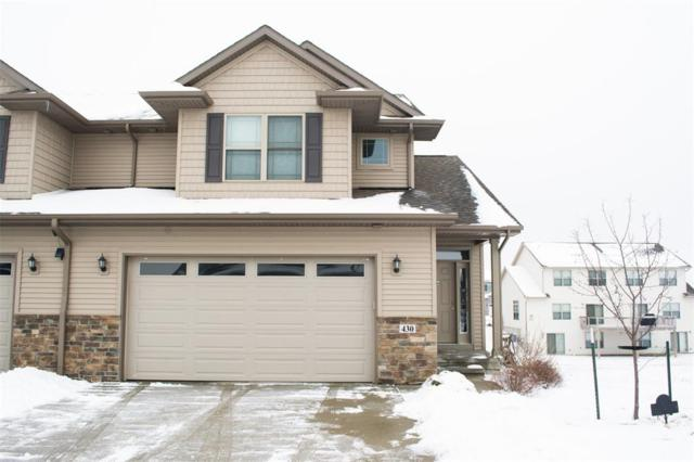 430 Watts Court, North Liberty, IA 52317 (MLS #1901005) :: The Graf Home Selling Team
