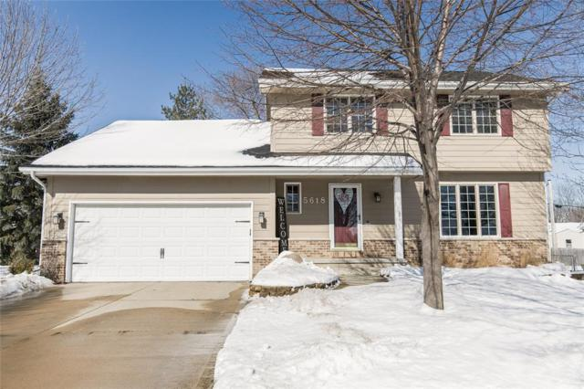 5618 Skyline Court NW, Cedar Rapids, IA 52405 (MLS #1901054) :: The Graf Home Selling Team