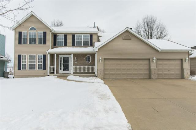 319 Cobble Stone Drive NW, Cedar Rapids, IA 52405 (MLS #1901095) :: The Graf Home Selling Team