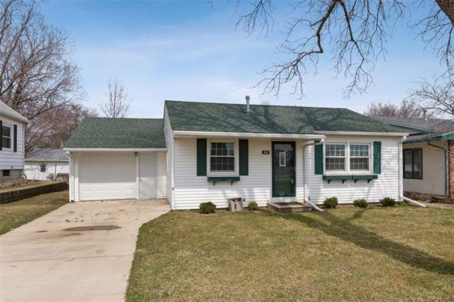 406 Linn Street, Fairfax, IA 52228 (MLS #1902369) :: The Graf Home Selling Team