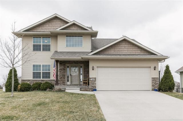360 Locust Drive, North Liberty, IA 52317 (MLS #1902510) :: The Graf Home Selling Team