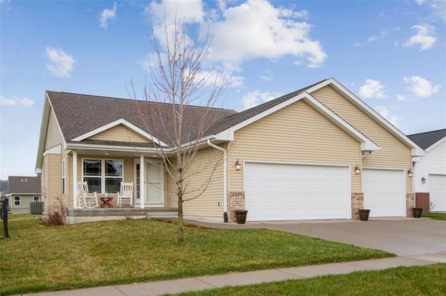 1460 Red Oak Drive, North Liberty, IA 52317 (MLS #1902640) :: The Graf Home Selling Team