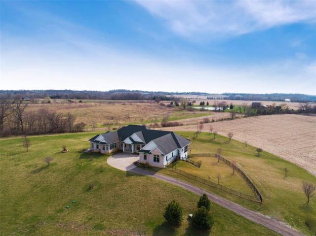 3460 Harstad Way, Toddville, IA 52341 (MLS #1902771) :: The Graf Home Selling Team